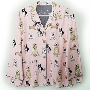 PJ Salvage Pajama Set Size S